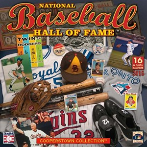 The-National-Baseball-Hall-of-FameTM-2015-Wall-Calendar-Cooperstown-Collection-0